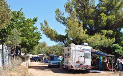 Maestral Camping Viganj